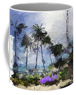 Seaview Terrace Coffee Mug by Anthony Fishburne