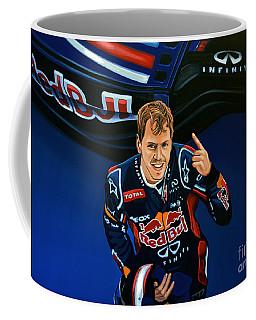 Sebastian Vettel Coffee Mug