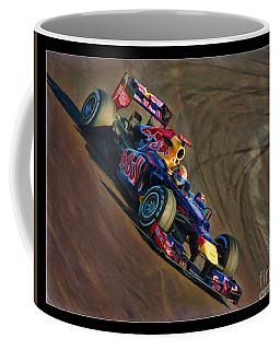 Sebastian Vettel - Red Bull Coffee Mug