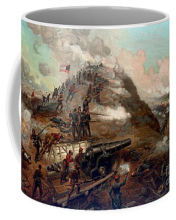 Second Battle Of Fort Fisher Coffee Mug