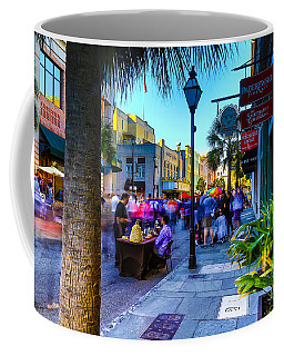 Second Sunday On King St. Charleston Sc Coffee Mug