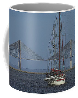 Coffee Mug featuring the photograph Second Wind by Laura Ragland