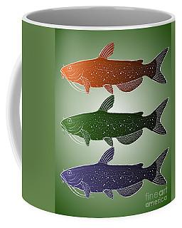 Secondary Cats Coffee Mug