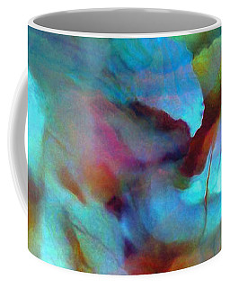 Secret Garden - Abstract Art Coffee Mug by Jaison Cianelli
