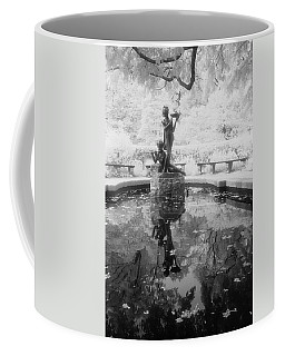 Secret Garden Ir Coffee Mug