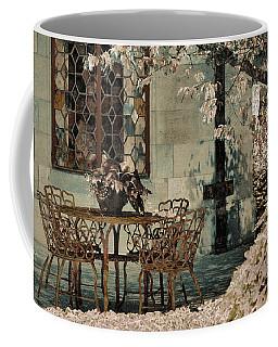 Coffee Mug featuring the photograph Secret Garden by Lauren Radke