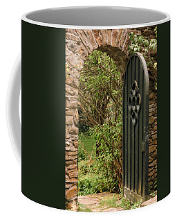 Coffee Mug featuring the photograph Secret Garden by Susan Leonard