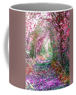 Coffee Mug featuring the photograph Secret Garden by Vicki Spindler