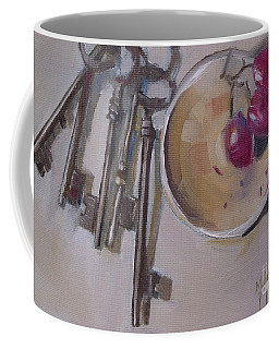 Secret Keys Skeleton Keys Coffee Mug