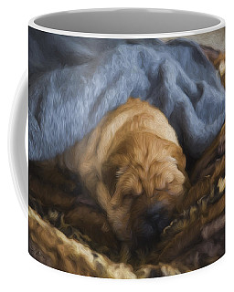 Security Blanket Coffee Mug