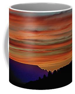 Sedona Az Sunset 2 Coffee Mug