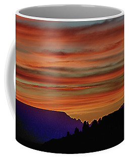 Sedona Az Sunset 2 Coffee Mug by Ron White