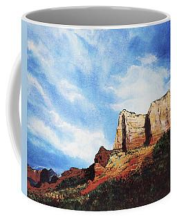 Sedona Mountains Coffee Mug