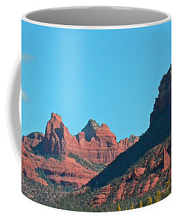 Sedona Panorama Coffee Mug