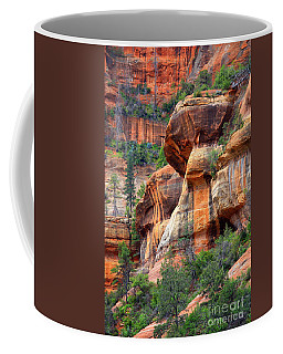 Sedona Stripes Coffee Mug