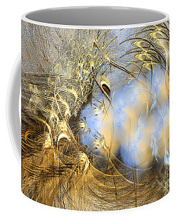 Seeds Of Peace -abstract Art Coffee Mug