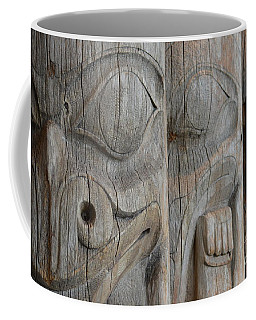 Seeing Through The Centuries Coffee Mug