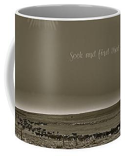 Seek And Find Coffee Mug