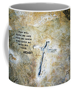Seek Coffee Mug