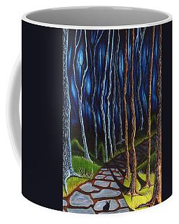 Seeking A Shadow  Coffee Mug