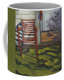 Seen Better Days - Art By Bill Tomsa Coffee Mug