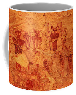 Sego Canyon Rock Art Coffee Mug