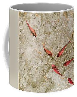 Sei Pesci Rossi   Coffee Mug