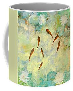 Sei Pesciolini Verdi Coffee Mug