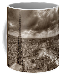 Seine From Notre Dame Coffee Mug