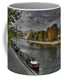Seine Study Number One Coffee Mug