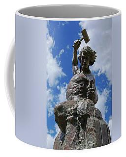 Self Made Man Coffee Mug