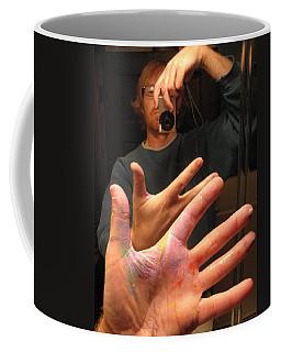 Self Photo Portrait Coffee Mug