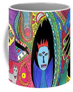 Self-portrait Coffee Mug