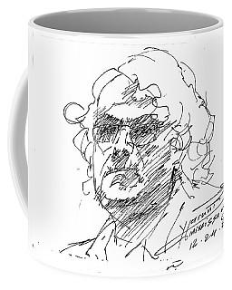 Selfportrait  Coffee Mug