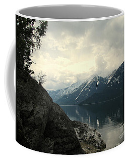 Selkirks In The Spring Coffee Mug by Leone Lund