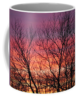Sensational Sunrise Marching In Coffee Mug