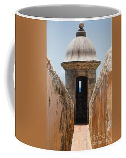Sentinel Tower Coffee Mug