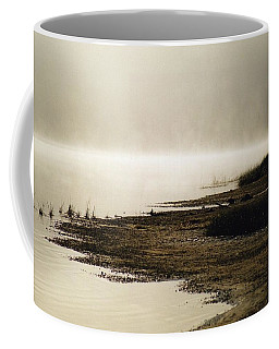Coffee Mug featuring the photograph September Morning by David Porteus