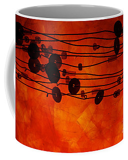 Sequence And Wire Coffee Mug