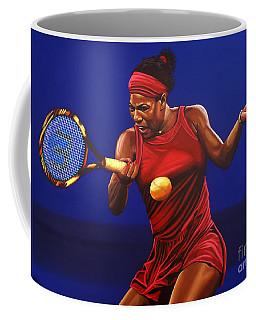 Serena Williams Coffee Mugs