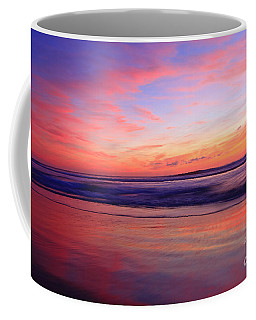 Serene Oceanside Glow Coffee Mug