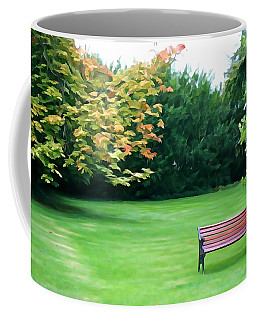 Coffee Mug featuring the photograph Serenity by Charlie and Norma Brock