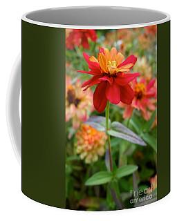 Serenity In Red Coffee Mug