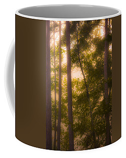 Serenity In The Forest Coffee Mug