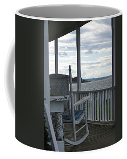 Serenity Coffee Mug by Jean Goodwin Brooks