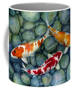 Koi Coffee Mugs