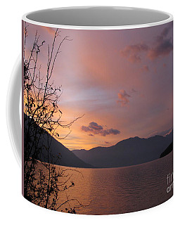 Serenity Coffee Mug by Leone Lund