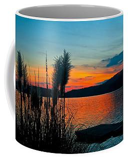 Serenity Orange Coffee Mug