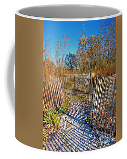 Serenity Trail.... Coffee Mug by Nina Stavlund