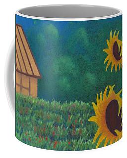 Sergi's Sunflowers Coffee Mug